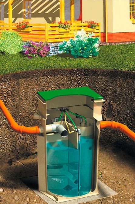 Как мы устанавливаем очистные станции в Высоковске
